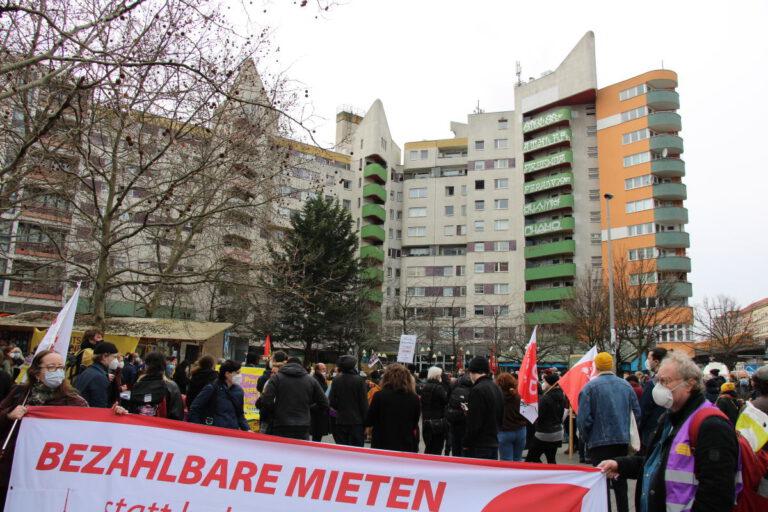 Deutsche Wohnen & Co Enteignen , Aufstehen Berlin